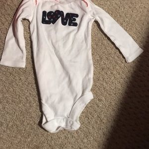 Matching set Just one you by carters size 6 months
